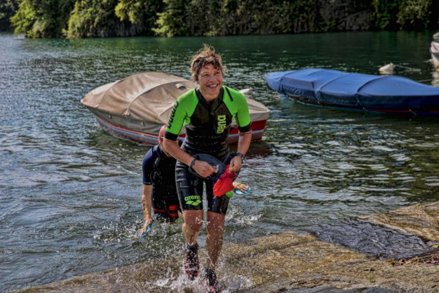 You are currently viewing Tra nuoto e corsa: ecco a voi lo Swimrun.