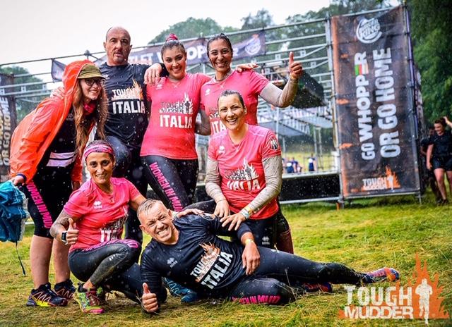 Read more about the article Women in Mud. Butta il cuore oltre l' ostacolo.