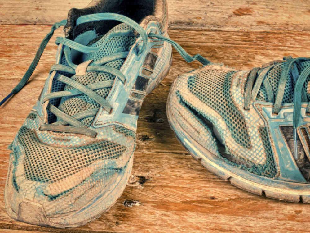 Come lavare le scarpe da running in 5 semplici mosse.