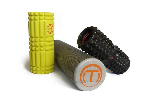 diversi tipi foam roller