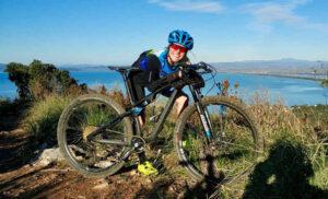 Read more about the article Intervista a Sandra Mairhofer, la campionessa di triathlon in tutte le stagioni.